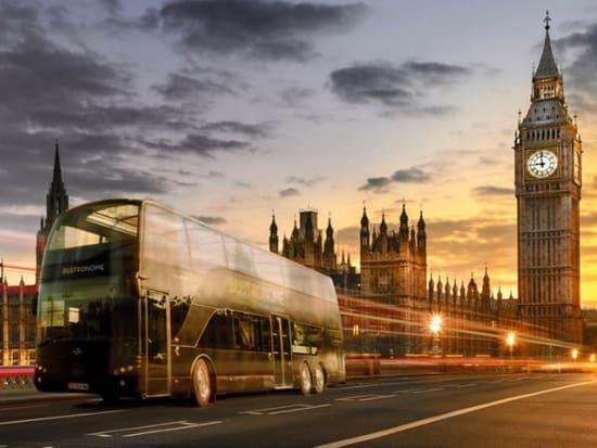 BusLDN Tour WestminsterBridge