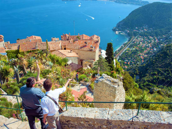 eze france from nice