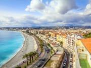 Promade in Nice, France
