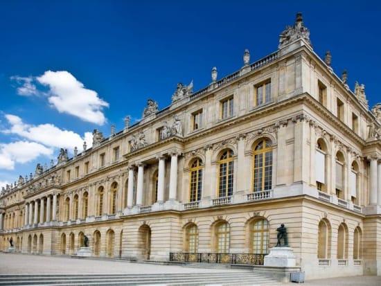 Versailles Palace exterior