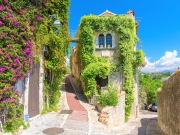 The charming town of Saint Paul de Vence