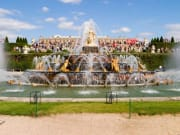 Versailles Palace fountain