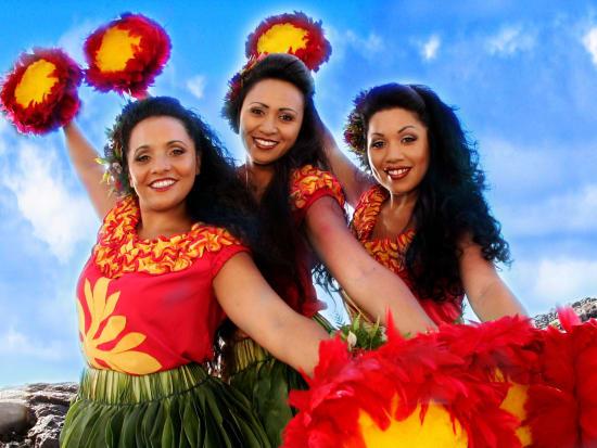 ※Top候補 Hawaiian Show