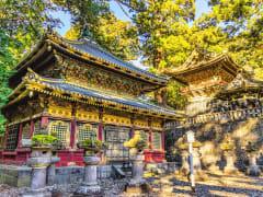 Japan_Tochigi_Nikko_Toshogu_Shrine_Sunrise_shutterstock_248795983