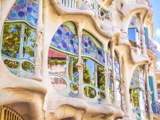 Spain, Barcelona, Casa Batllo