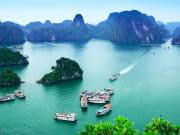 Ha Long Bay UNESCO World Heritage Site