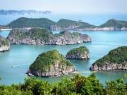 Ha Long Bay UNESCO World Heritage Sites
