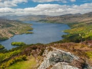 The Trossachs of Scotland