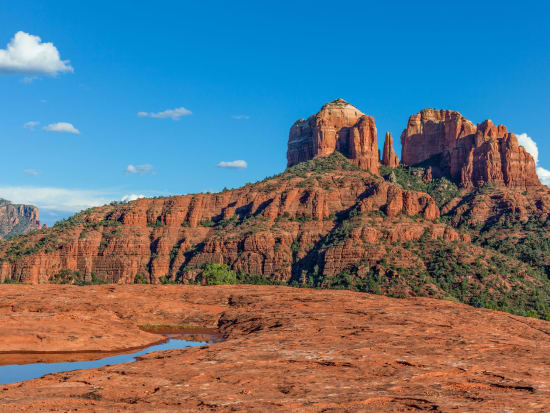 USA_Arizona_Sedona_Cathdral Rock_123RF_62762199_ML