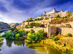 Spain, Toledo, Old Town