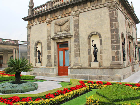 Mexico_City_Chapultepec Castle