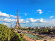 Paris top attractions small group tour