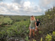 Hawaii_Oahu_Gunstock Ranch_Legacy Tour_Hiking