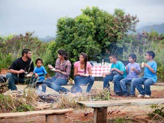 Hawaii_Oahu_Gunstock Ranch_Dinner Ride