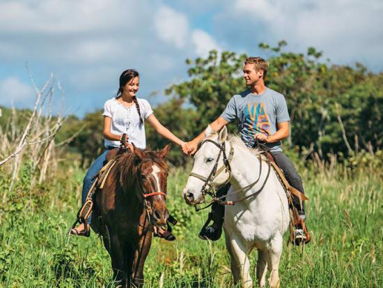 Hawaii_Oahu_Gunstock Ranch_Sweetheart Ride
