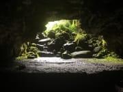 カウマナ溶岩トンネル2
