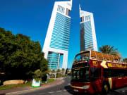 Big Bus Emirates Towers