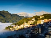 Visit the valley town of Sapa