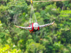 Dalat Zip line Adventure