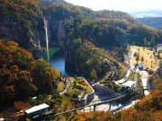 Pocheon Art Valley is radiant in autumn