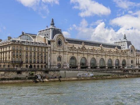 オルセー/オランジュリー美術館 | パリの観光・オプショナルツアー専門 VELTRA(ベルトラ)