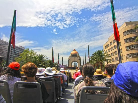 Mexico_City_Hop On Hop Off_Sightseeing
