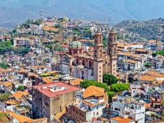 USA_Mexico_Guerrero_Taxco_shutterstock_1034905639