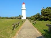 Lighthouse at Cape Schanck