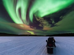 lapland nothern lights