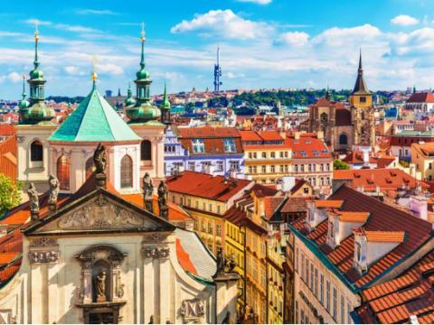 プラハ市内観光