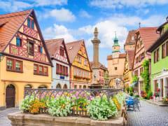 shutterstock_415060636 Rothenburg