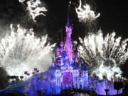25th Anniversary Celebrations Illuminations