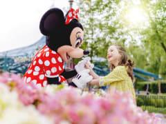 Meet and greet Minnie