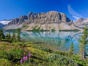 Canada_Alberta_Banff-National-Park_Bow-Lake_shutterstock_1043344399