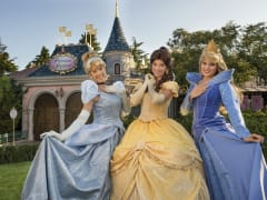 Meet and Greet with Disney Princesses