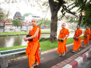 Chiang Mai Highlights Bike Tour in Thailand