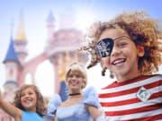 Disney Festival of Pirates and Princesses