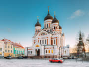 Alexander Nevsky Cathedral, Tallinn Old Town