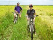Bangkok Countryside Bike Tour Private Group