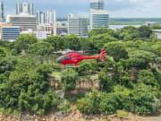 Darwin Helicopter Flight