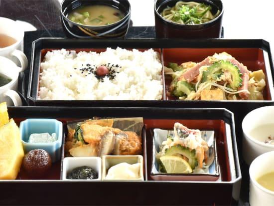 小浜島_はいむるぶし(昼食)