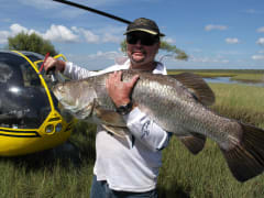 Helicopter Fishing Tour from Darwin