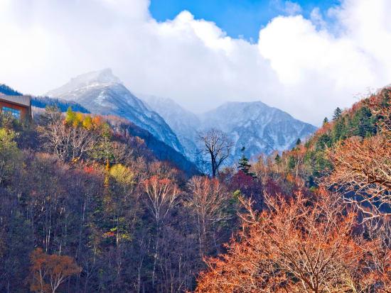 Mt. Kurodake, Daisetsuzan National Park