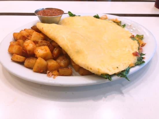 DINNER_Omelet