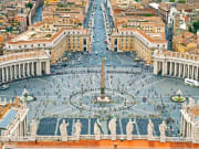 Italy Rome Vatican St Peter's Square