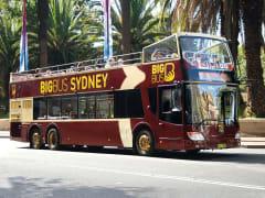 Sydney Hop-on Hop-off Bus Tour