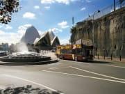 Sydney Opera House hop on hop off