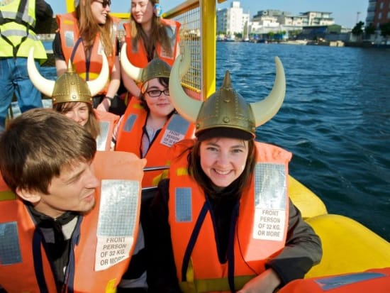 Dublin Viking Splash Boat Tours