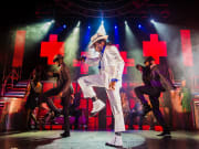 West End, michael jackson, thriller, live