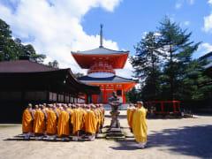 Mt. Koya tour